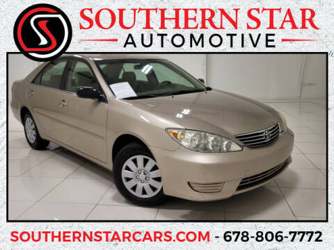 2006 Toyota Camry for sale at Southern Star Automotive, Inc. in Duluth GA