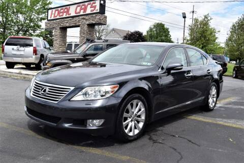 2011 Lexus LS 460 for sale at I-DEAL CARS in Camp Hill PA