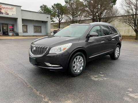 2016 Buick Enclave for sale at Bagwell Motors in Lowell AR
