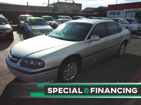 2005 Chevrolet Impala for sale at Speedway Auto Sales in Yakima WA