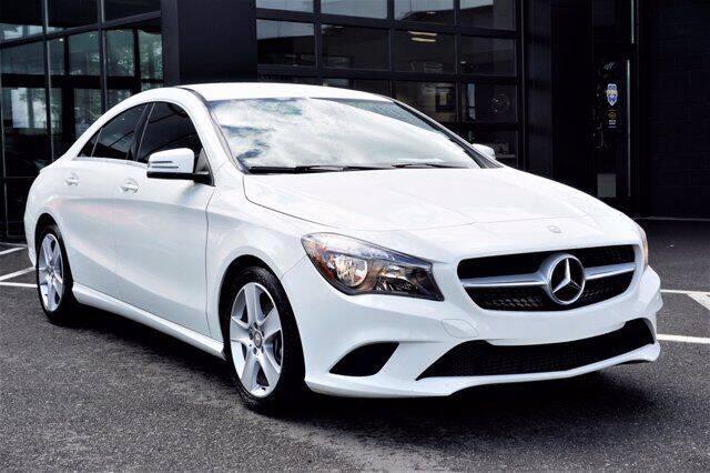 2015 Mercedes-Benz CLA for sale in Edmonds, WA