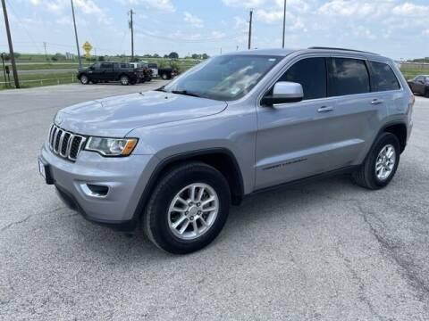 2018 Jeep Grand Cherokee for sale at ATASCOSA CHRYSLER DODGE JEEP RAM in Pleasanton TX