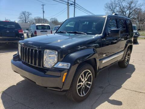 2011 Jeep Liberty for sale at Jims Auto Sales in Muskegon MI