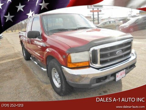 2001 Ford F-250 Super Duty for sale at Dales A-1 Auto Inc in Jamestown ND