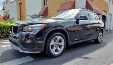 2015 BMW X1 for sale at POLLO AUTO SOLUTIONS in Miami FL