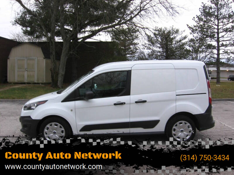2016 Ford Transit Connect Cargo for sale at County Auto Network in Ballwin MO