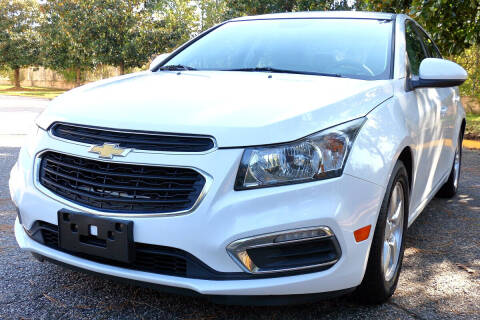 2015 Chevrolet Cruze for sale at Prime Auto Sales LLC in Virginia Beach VA