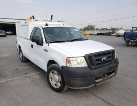 2008 Ford F-150 for sale at Aria Auto Sales in El Cajon CA