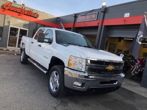 2013 Chevrolet Silverado 2500HD for sale at Goodfella's  Motor Company in Tacoma WA