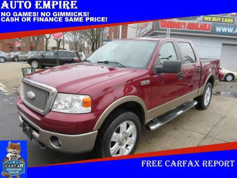 2006 Ford F-150 for sale at Auto Empire in Brooklyn NY