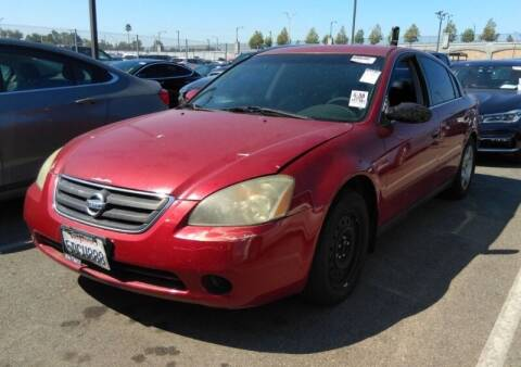 2003 Nissan Altima for sale at SoCal Auto Auction in Ontario CA
