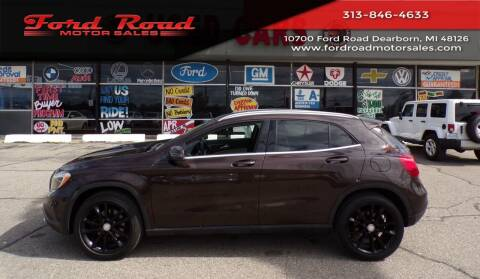 2015 Mercedes-Benz GLA for sale at Ford Road Motor Sales in Dearborn MI