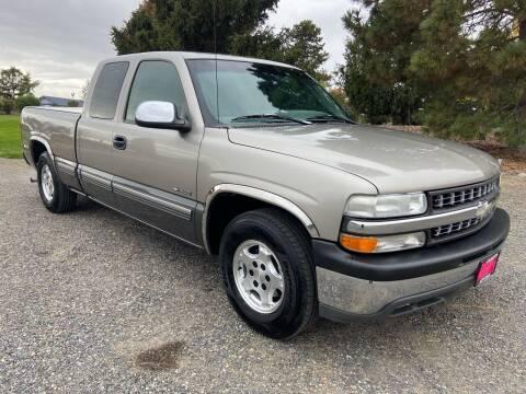 1999 Chevrolet Silverado 1500 for sale at Clarkston Auto Sales in Clarkston WA