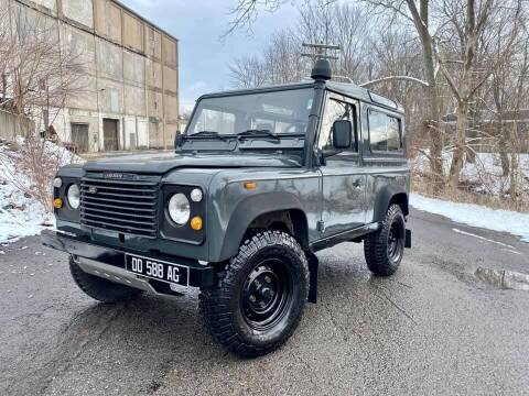 1988 Land Rover 90 for sale at Great Lakes Classic Cars & Detail Shop in Hilton NY