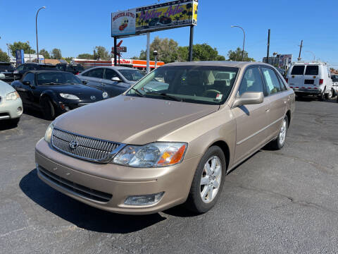 2001 Toyota Avalon for sale at Mister Auto in Lakewood CO