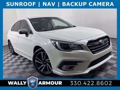 2019 Subaru Legacy for sale at Wally Armour Chrysler Dodge Jeep Ram in Alliance OH
