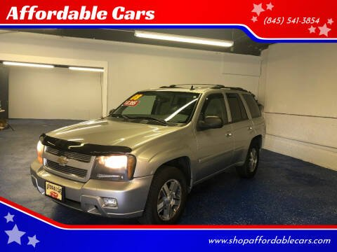 2008 Chevrolet TrailBlazer for sale at Affordable Cars in Kingston NY