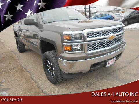 2014 Chevrolet Silverado 1500 for sale at Dales A-1 Auto Inc in Jamestown ND