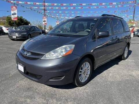 2010 Toyota Sienna for sale at Los Compadres Auto Sales in Riverside CA