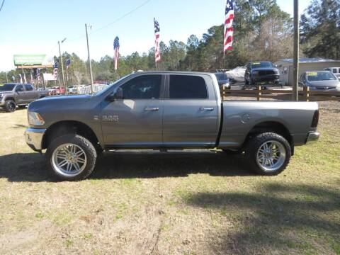 2013 RAM Ram Pickup 2500 for sale at Ward's Motorsports in Pensacola FL