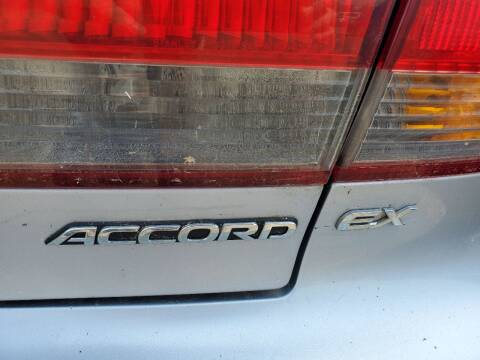 2001 Honda Accord for sale at M & M Auto Brokers in Chantilly VA