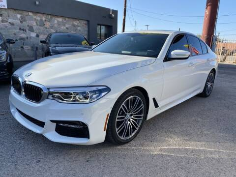 2017 BMW 5 Series for sale at American Automotive , LLC in Tucson AZ
