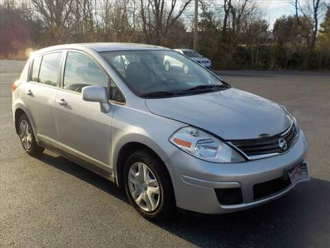 2012 Nissan Versa for sale at Gillie Hyde Auto Group in Glasgow KY