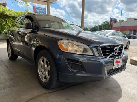 2011 Volvo XC60 for sale at Hi-Tech Automotive - Congress in Austin TX