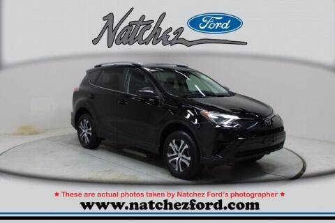 2017 Toyota RAV4 for sale at Auto Group South - Natchez Ford Lincoln in Natchez MS