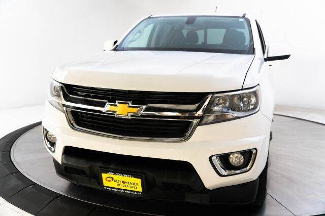 2018 Chevrolet Colorado for sale at AUTOMAXX MAIN in Orem UT