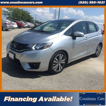 2016 Honda Fit for sale at CousineauCars.com in Appleton WI