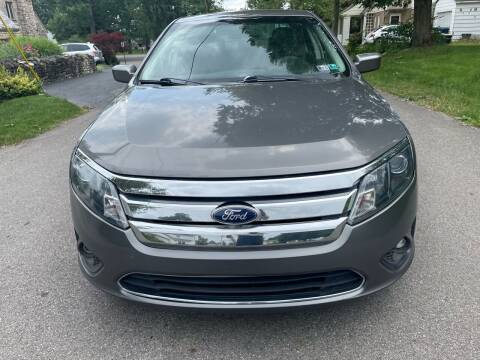 2010 Ford Fusion for sale at Via Roma Auto Sales in Columbus OH