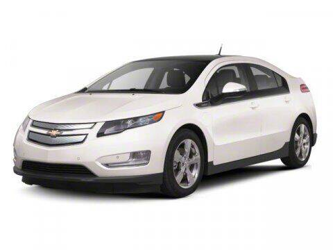 2013 Chevrolet Volt for sale at Mike Murphy Ford in Morton IL