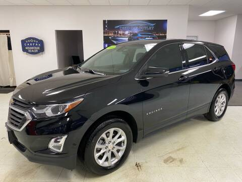 2018 Chevrolet Equinox for sale at Used Car Outlet in Bloomington IL