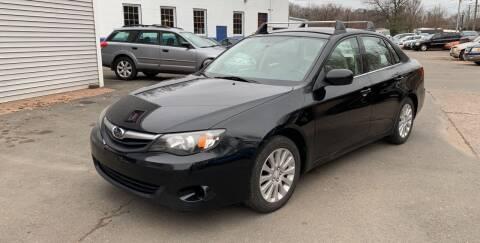 2010 Subaru Impreza for sale at Manchester Auto Sales in Manchester CT
