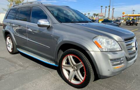 2010 Mercedes-Benz GL-Class for sale at Charlie Cheap Car in Las Vegas NV