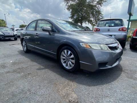 2011 Honda Civic for sale at Mike Auto Sales in West Palm Beach FL