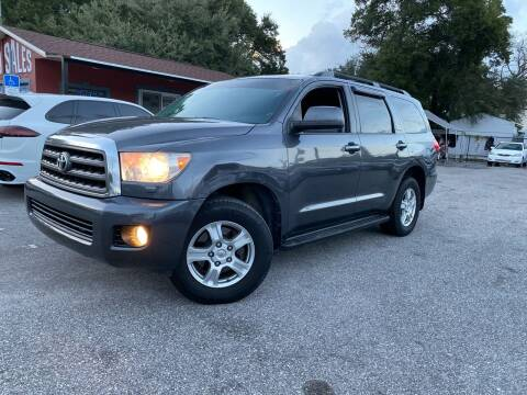 2011 Toyota Sequoia for sale at CHECK  AUTO INC. in Tampa FL