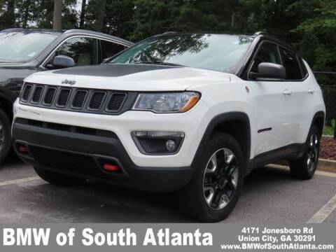 2017 Jeep Compass for sale at Carol Benner @ BMW of South Atlanta in Union City GA