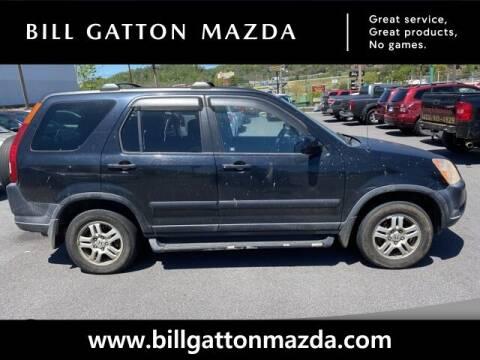 2004 Honda CR-V for sale at Bill Gatton Used Cars - BILL GATTON ACURA MAZDA in Johnson City TN