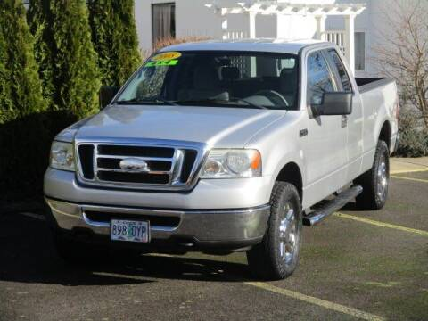 2008 Ford F-150 for sale at Select Cars & Trucks Inc in Hubbard OR