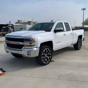 2016 Chevrolet Silverado 1500 for sale at RUSH AUTO SALES in Burlington NC