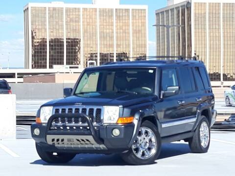 2008 Jeep Commander for sale at Pammi Motors in Glendale CO