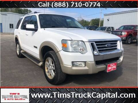 2006 Ford Explorer for sale at TTC AUTO OUTLET/TIM'S TRUCK CAPITAL & AUTO SALES INC ANNEX in Epsom NH