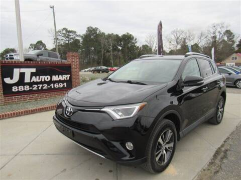 2016 Toyota RAV4 for sale at J T Auto Group in Sanford NC