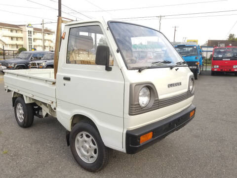 1983 Suzuki Carry Truck for sale at JDM Car & Motorcycle LLC in Seattle WA