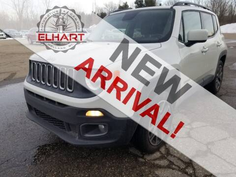 2017 Jeep Renegade for sale at Elhart Automotive Campus in Holland MI