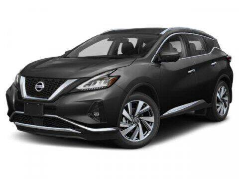 2021 Nissan Murano for sale at Scott Evans Nissan in Carrollton GA