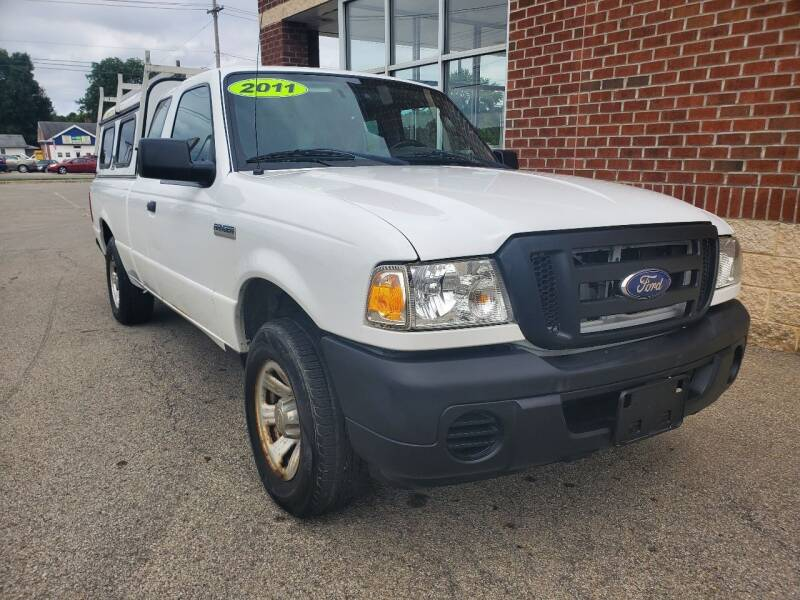 2011 Ford Ranger for sale at Auto Pros in Youngstown OH