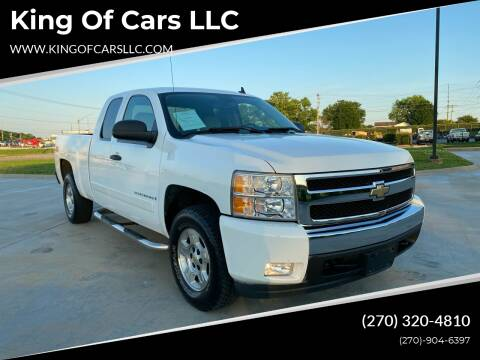 2007 Chevrolet Silverado 1500 for sale at King of Cars LLC in Bowling Green KY